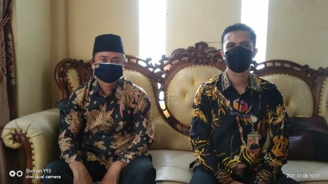 Bawaslu Provinsi Kunjungi Barito Timur, Bahas Evaluasi Penanganan Dan Tindakan Pelanggaran