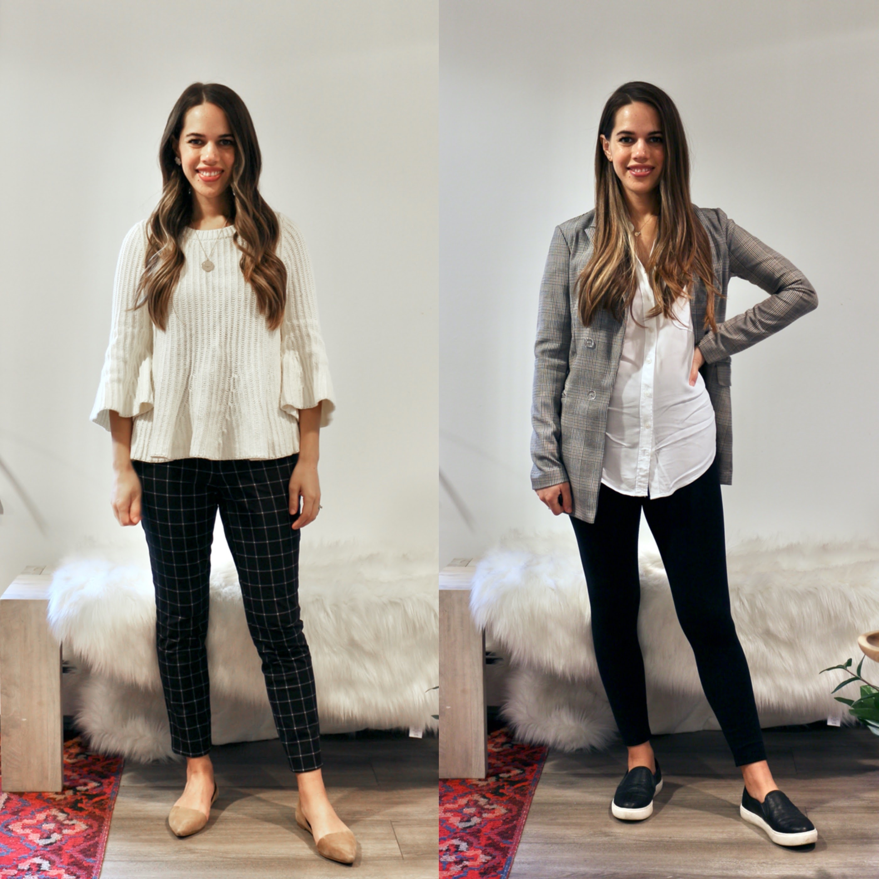 Jules in Flats - What I Wore to Work in October (Week 4)