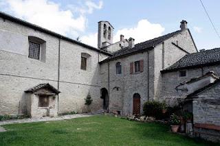 Locali adiacenti abbazia