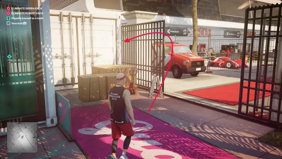 Hitman 2 The Finish Line Mission Story walkthroughs