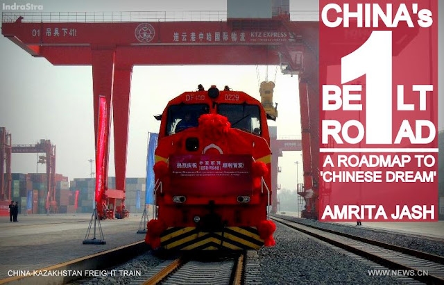 OPINION | China's 'One Belt, One Road': A Roadmap to 'Chinese Dream'?