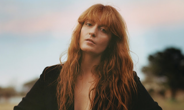 Florence + the Machine é a atração principal do palco Skol no domingo (13) - blog lulu on the sky