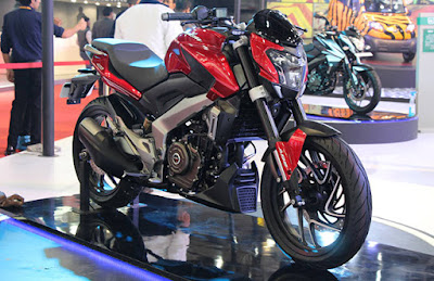 Bajaj Dominar 400 hd image