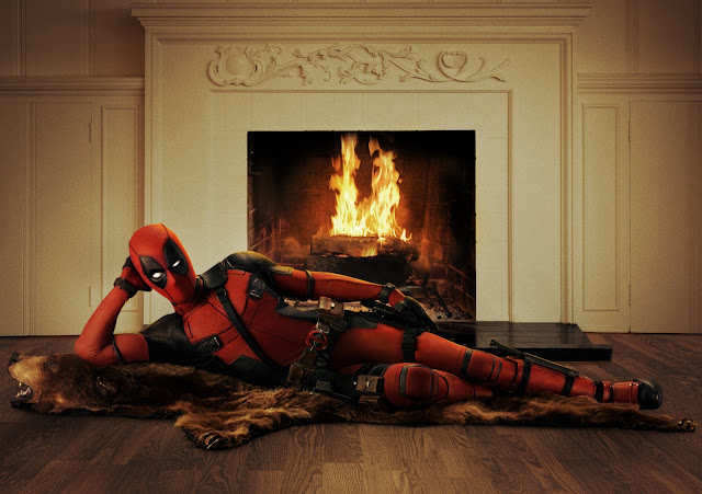 Deadpool does Burt Reynolds
