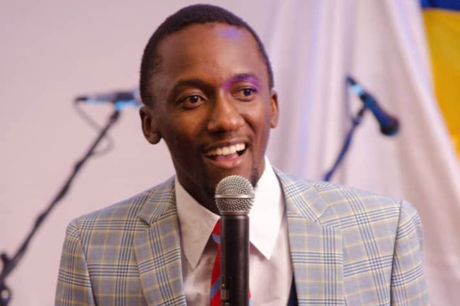 Prophet Embarrassed By Baby Mama During Wedding To Pregnant Fiancée!