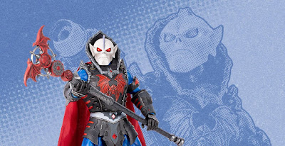 Power-Con 2021 Exclusive Masters of the Universe Hordak Classic Variant 1/6 Scale Figure by Mondo