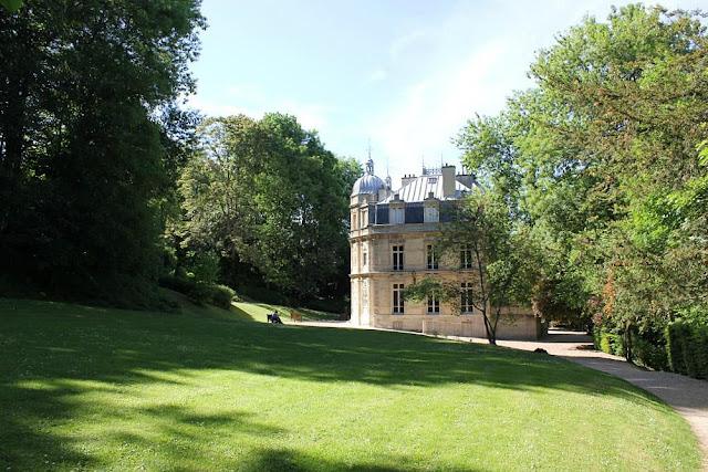 Château de Monte-Cristo Alexandre Dumas Port-Marly Yvelines monument historique château