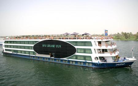 M/S Grand Sun Cruceros por el nilo