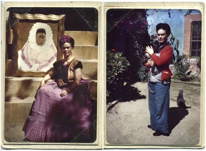 The brightest Mexican artist Frida Kahlo
