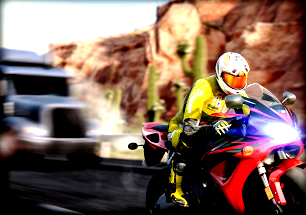 Highway Rider Motorcycle Racer v2.2 Para Hileli Apk Mod İndir