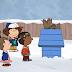 Peanuts + Stranger Things em especial de Natal