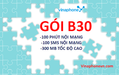 goi b30 vinaphone