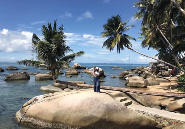 Tour du lịch đảo Hòn Sơn 2 ngày 2 đêm