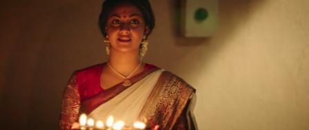 Lighting in Telugu movie Mahanati