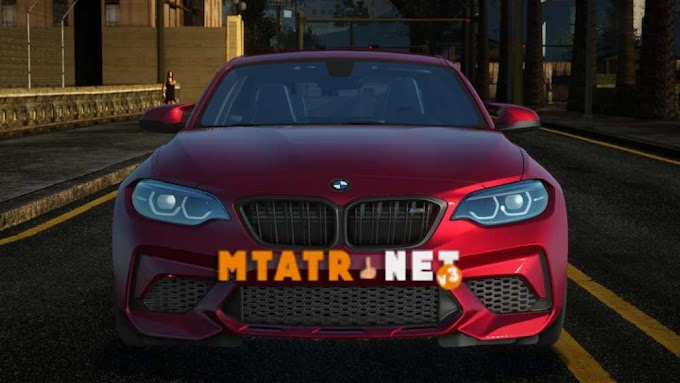 MTA SA BMW M2 Competition 2018