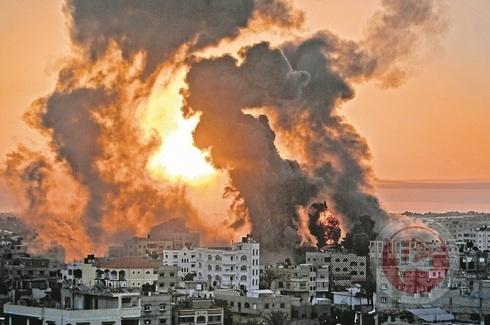 برنامج الغذاء العالمي يقدم الدعم العاجل للمتضررين في قطاع غزة