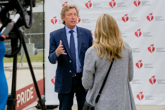 So You Think You Can Survive a Heart Attack? Nigel Lythgoe Tells His Story: AHA News