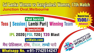 SLW vs BDW Dream11 Prediction: Bangladesh Women vs Sri Lanka Women Best Dream11 Team for 17th T20 Match