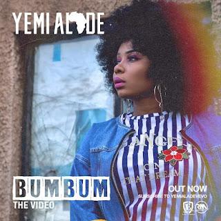 [Music] Yemi Alade - Bum Bum mp3 download