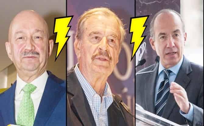 Corrupción, ladrones, Felipe Calderón