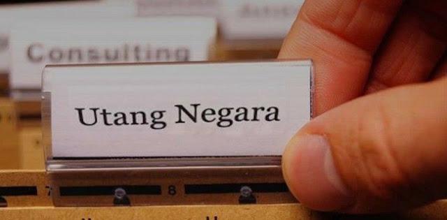 Indonesia Masuk 10 Besar Negara Dengan Utang Terbanyak, Kemenkeu: ULN Pemerintah Hanya 29.8 Persen