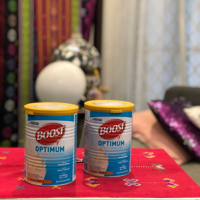 Nestle Boost Optimum