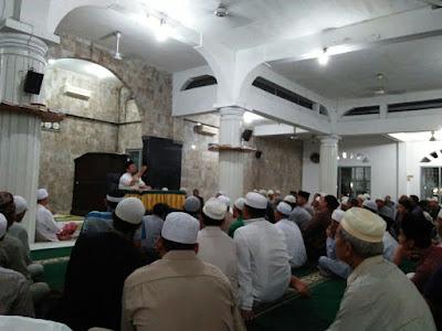 Senior Di Kajian Manhaj Salaf