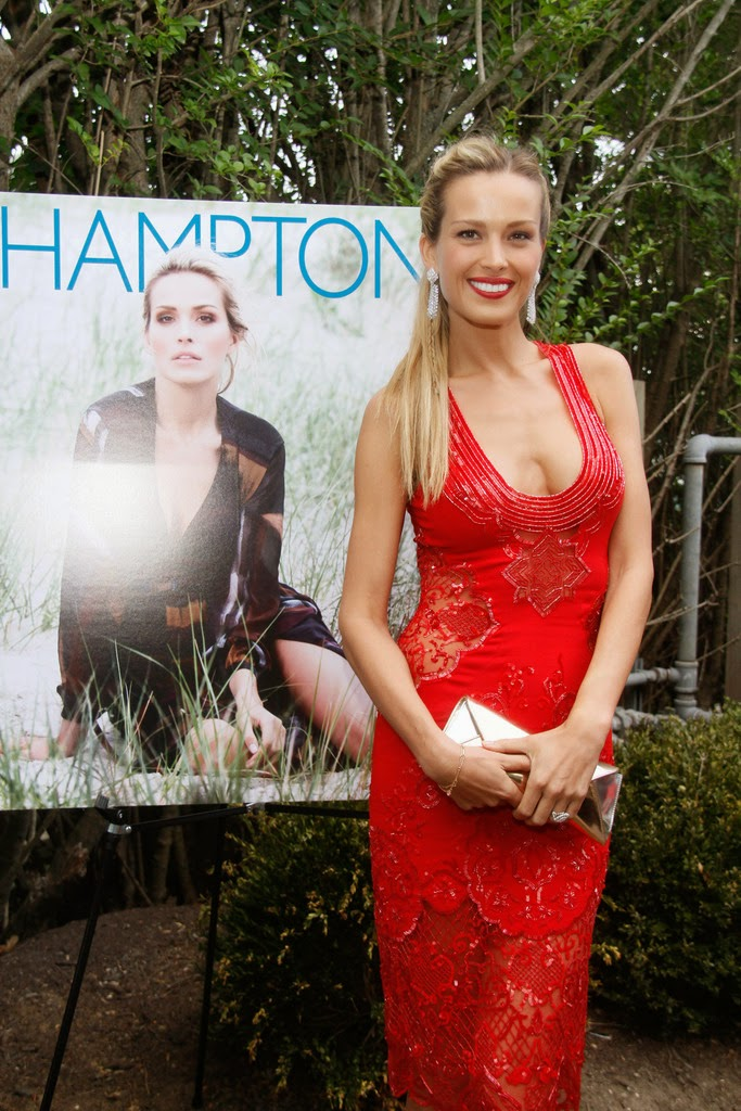 Petra Nemcova - Hamptons Magazine's Celebration of Petra Nemcova