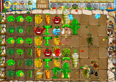 戰鬥牧場(Battle Ranch),可愛動物版的植物大戰僵屍!