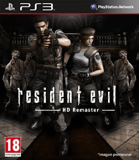 RESIDENT EVIL HD REMASTER PS3 TORRENT