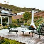 backyard in spanish