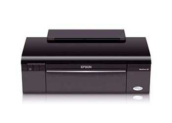 Epson Workforce 30 Printer Driver Download
