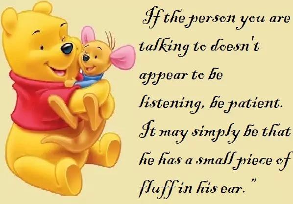 winnie the pooh honey quotes