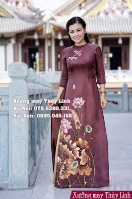 Những hot trend áo dài đẹp nhất 2019