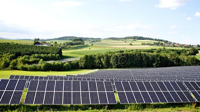 كيف تصنع الألواح الشمسية