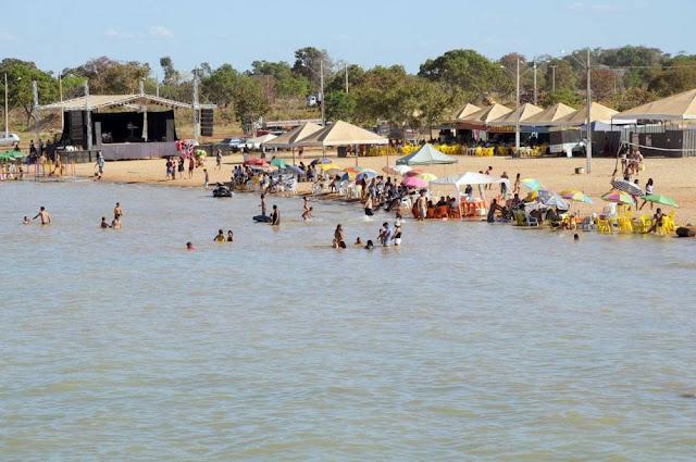 praia luzimangues
