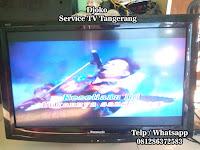servis tv panongan