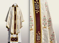 A Brief Survey of Some New Vestment Work