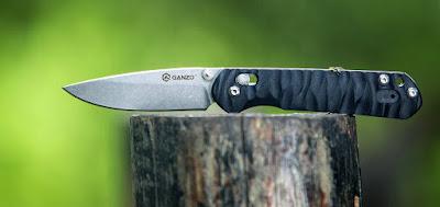 couteau ganzo G717-BK