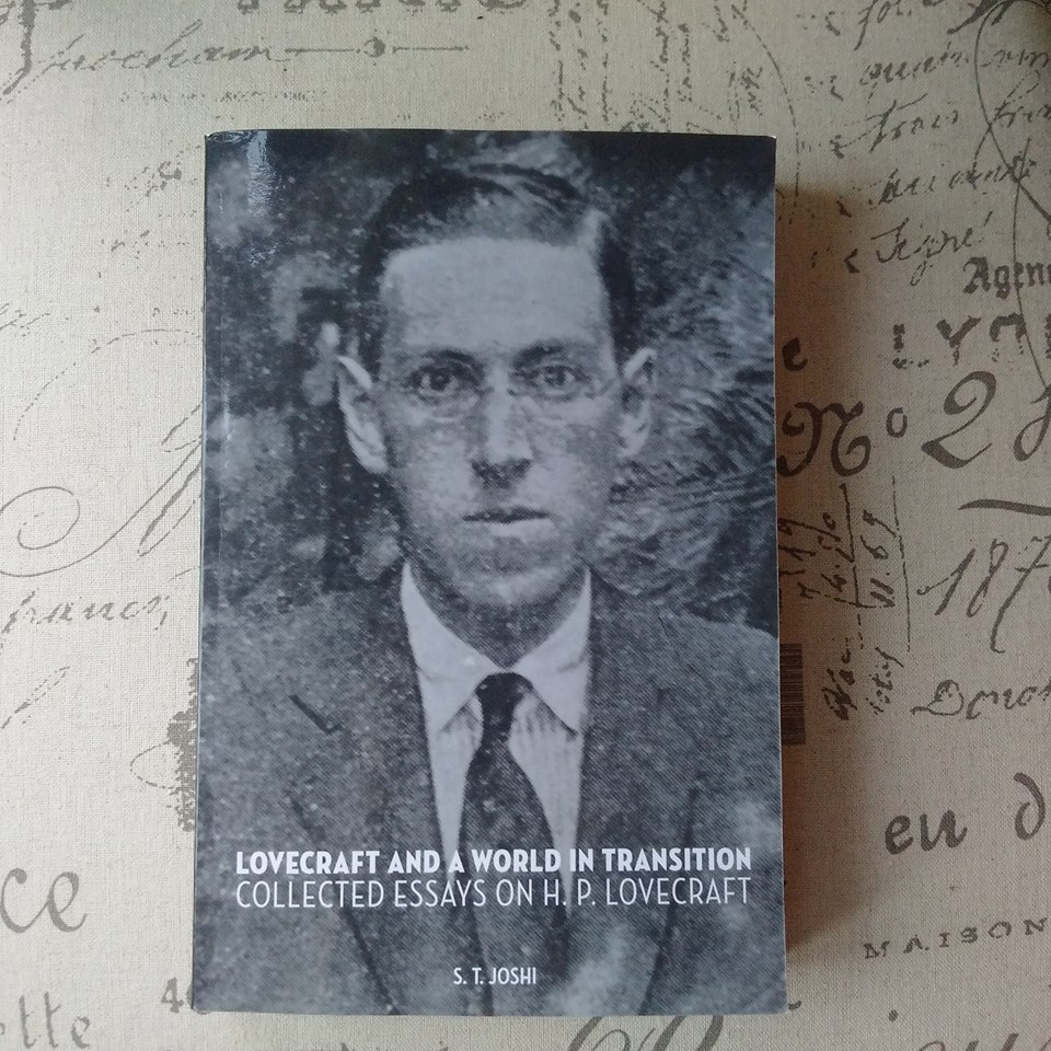 collected essay h lovecraft p science