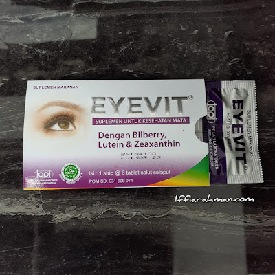 kandungan eyevit