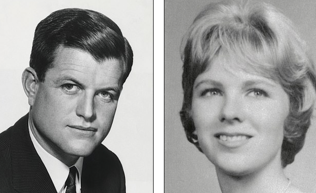 Is this the truth behind Chappaquiddick? 50 years after the deadly crash, a mysterious letter claims Ted Kennedy had ANOTHER woman in his car and did not know a drunk Mary Jo Kopechne was asleep on the back seat when he crashed into a pond