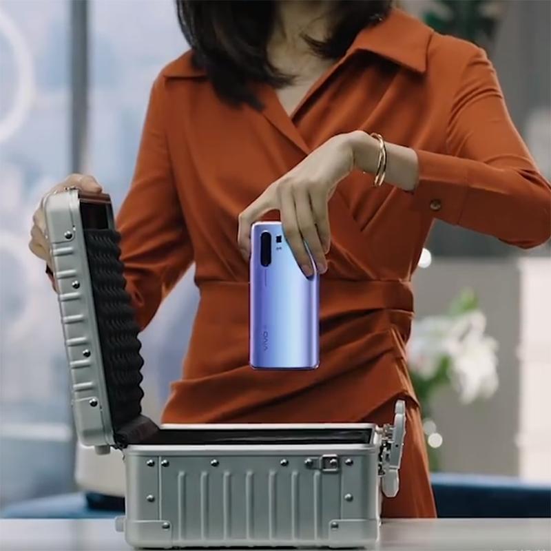 "Vivo X30 5G has a ""Super Telephoto Periscope"" camera system!"