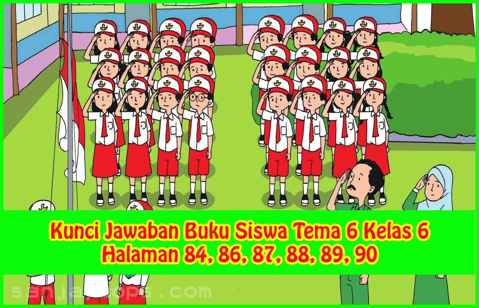 Kunci Jawaban Bahasa Indonesia Halaman 88 89 Edisi Revisi ...