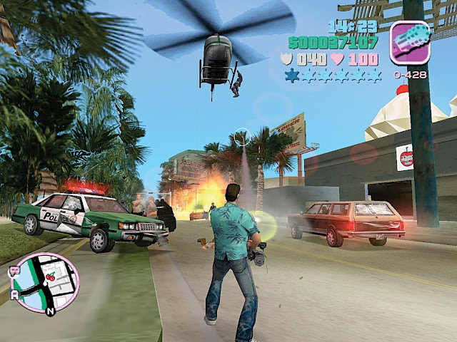 Tải GTA Vice City Full [Download 100% Test OK] 2