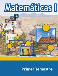 Matemáticas I Primer Semestre Telebachillerato