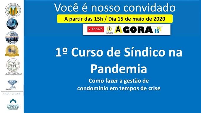 Assista o Curso Completo de Síndico na Pandemia aqui