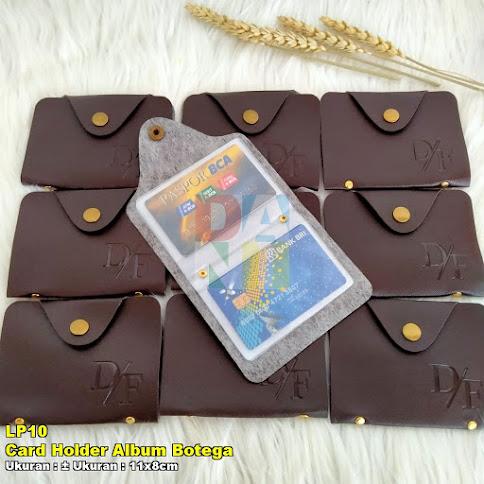 Card Holder Album Botega