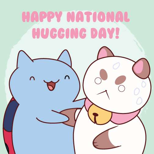 National Hugging Day Wishes Images