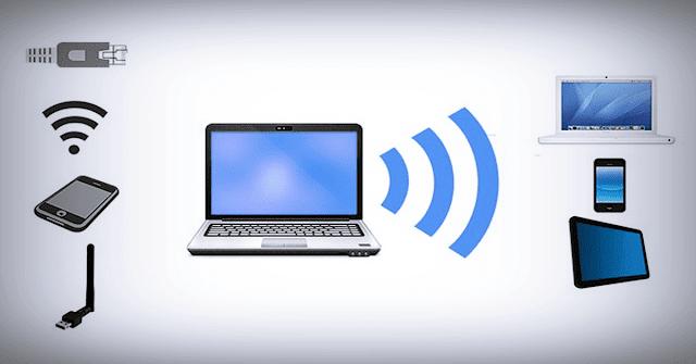 شرح-تحويل-اللابتوب-الى-راوتر-وايرلس-بدون-برامج